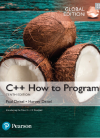 C++ How to Program (Early Objects Version), Global Edition, …