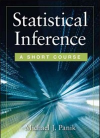 Statistical Inference : A Short Course