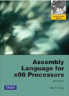 Assembly Language for X86 Processors (6th Edition, Paperback